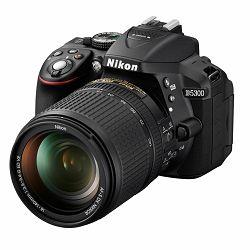 Fotoaparat NIKON D5300 kit AF18-140VR crni