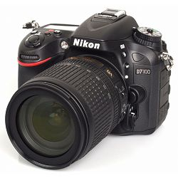 Fotoaparat NIKON D7100 KIT AF-S DX NIKKOR 18-105 mm VR + poklon memorijska kartica 32GB