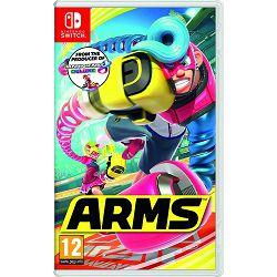 Nintendo igra Arms Switch