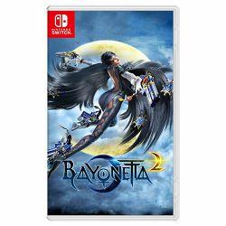 Nintendo igra Bayonetta 2 (+ Bayonetta 1 digital) Switch