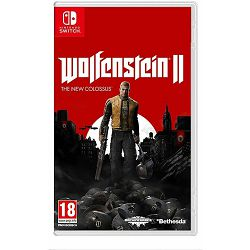 Nintendo igra Wolfenstein 2 The New Colossus Switch