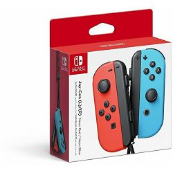 Kontroler NINTENDO Switch Joy-Con Pair Neon Red & Neon Blue
