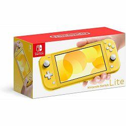 Igraća konzola NINTENDO Switch Lite Console - žuta