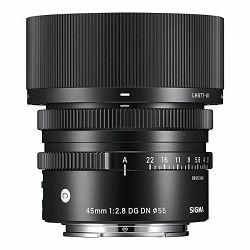Objektiv SIGMA AF 45MM F/2.8 DG DN (C) F/SE