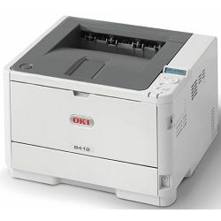Oki B412dn 33s/m, 1200x1200, USB+LPT+eth.