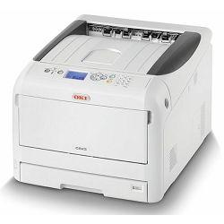 Printer laserski OKI C823dn,A3 kol.,23/23, PCL,dupl.+ mreža
