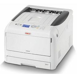 Laserski printer u boji OKI C823N A3