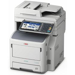 Printer OKI ES7170dn (laserski, 600x600dpi, print, copy, scan)