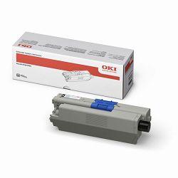 Toner OKI C532/542dn, MC573dn, cyan, 6000 str.