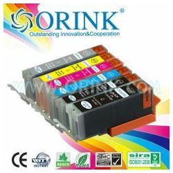 Tinta ORINK CANON CLI-551Y XL žuta (s mikročipom)