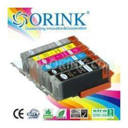 Tinta ORINK CANON PGI570B crna (s mikročipom)