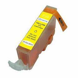 Tinta ORINK CANON CLI-521Y žuta (s mikročipom)