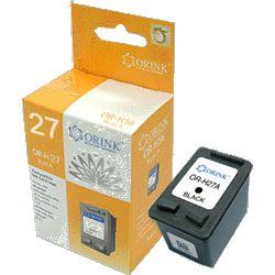 Tinta ORINK HP 27,DJ 3520/3550/3650/3745, crna