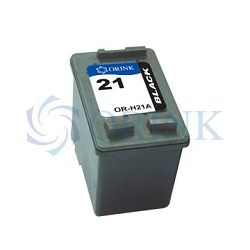 Tinta ORINK C9351CE HP crna No.21XL, DJ3910