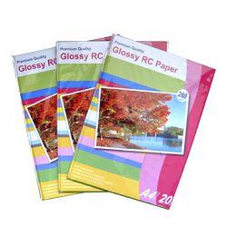 Foto papir ORINK glossy, A4, 260gr., 20 listova