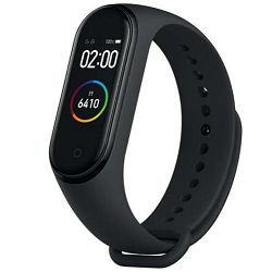Pametna narukvica XIAOMI Mi Band 4 Activity Tracker crna