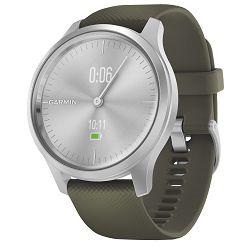 Pametni sat GARMIN vivomove Style Silver Moss green