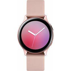 Pametni sat SAMSUNG Galaxy Watch Active 2 SM-R820 44mm aluminij zlatno rozi, silikonski remen