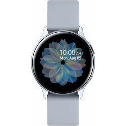 Pametni sat SAMSUNG Galaxy Watch Active 2 SM-R820 44mm aluminij srebrni, silikonski remen