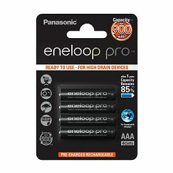 Baterije PANASONIC ENELOOP PRO AAA ready to use B4