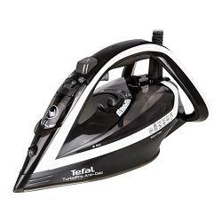 Parno glačalo TEFAL Turbo Pro Anti-Calc FV5645E0 crno