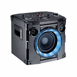 Party zvučnik MAC AUDIO karaoke MMC 750 (200W, LED, Bluetooth, USB, baterija 12h)