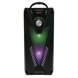 Party zvučnik MANTA SPK811 (10W, Bluatooth, FM radio, LED RGB rasvjeta, baterija)