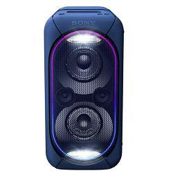 Party zvučnik SONY GTK-XB60L plavi (Bluetooth, USB, ugrađena baterija)