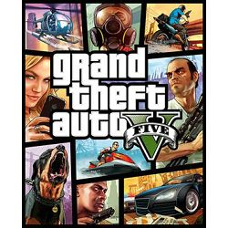 PC igra GRAND THEFT auto V - GTA 5