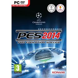 PC igra PES 2014 - PRO EVOLUTION SOCCER 2014