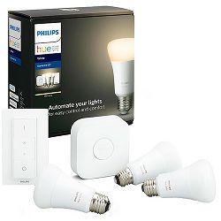 Philips HUE starter kit 3, E27, bijela Bluetooth