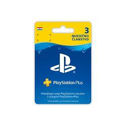 Playstation PLUS CARD 90 days PS Plus članstvo