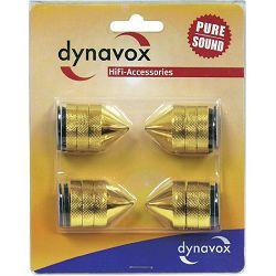 Podlošci za zvučnike DYNAVOX za sub 4/1 messing