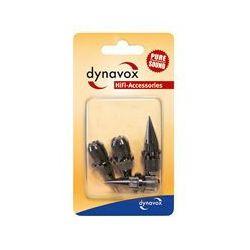 Podlošci za zvučnike DYNAVOX za sub 4/1 crni stožasti