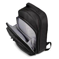 "Ruksak za laptop PORT Manhattan 15.6/17,3"",crn,kišna navlaka"
