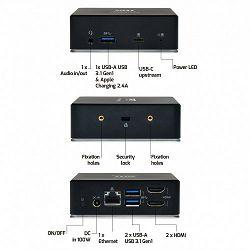 Docking univerzalni  POTR DESIGNS office 2 X 2K USB-C&USB-A