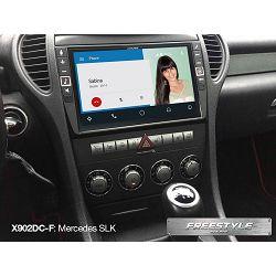 Premium multimedija i navigacija ALPINE FREESTYLE X902DC-F