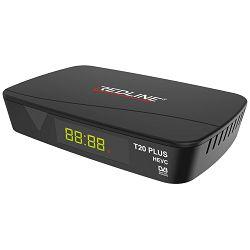 Prijemnik REDLINE T20 Plus, DVB-T2, Full HD, H.265