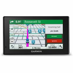 "Navigacija GARMIN DriveLuxe 50LMT Europe (5"", lifetime karte Europe, Bluetooth)"