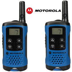 Prijenosna radijska postaja MOTOROLA TLKR T41 plava