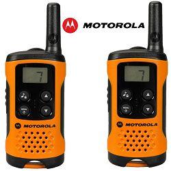 Prijenosna radijska postaja MOTOROLA TLKR T41 narančasta