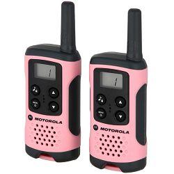 Prijenosna radijska postaja MOTOROLA TLKR T41 roza