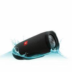 Prijenosni zvučnik JBL Charge 3 crni (Bluetooth, baterija 20h)