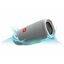 Prijenosni zvučnik JBL Charge 3 sivi (Bluetooth, baterija 20h)
