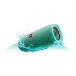 Prijenosni zvučnik JBL Charge 3 teal (Bluetooth, baterija 20h)