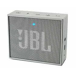 Prijenosni zvučnik JBL GO sivi (Bluetooth, baterija 8h)