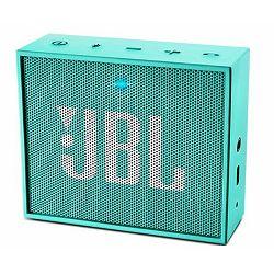Prijenosni zvučnik JBL GO teal (Bluetooth, baterija 8h)