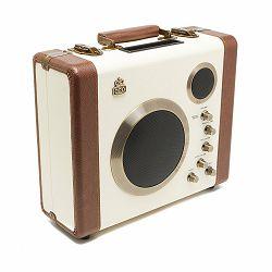 Prijenosni Bluetooth zvučnik GPO RETRO MANGA Cream Brown