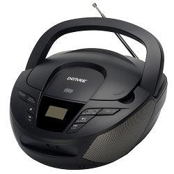 Prijenosni CD radio uređaj DENVER TC-28, crni