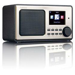 Prijenosni internet radio LENCO DIR-100 crni